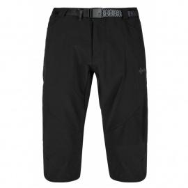 Men's outdoor 3/4 pants Otara-m black - Kilpi