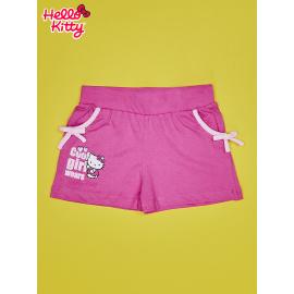 Szorty dla dziewczynki różowe HELLO KITTY