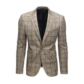 Brown men's jacket MX0468