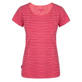 ADERINA dámské triko růžová