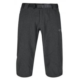 Men's outdoor 3/4 pants Otara-m dark gray - Kilpi
