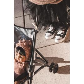 Children's Classic Low Sneakers BIG STAR HH374194 Black