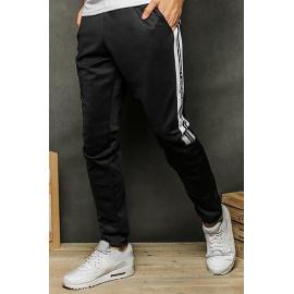 Black men's sweatpants UX2498