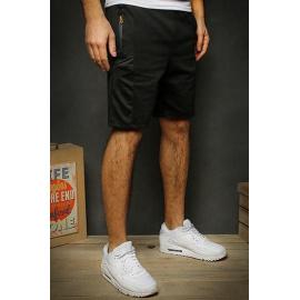 Black men's shorts SX1125