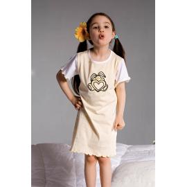 Pyjama model 30659 Piccolo Meva
